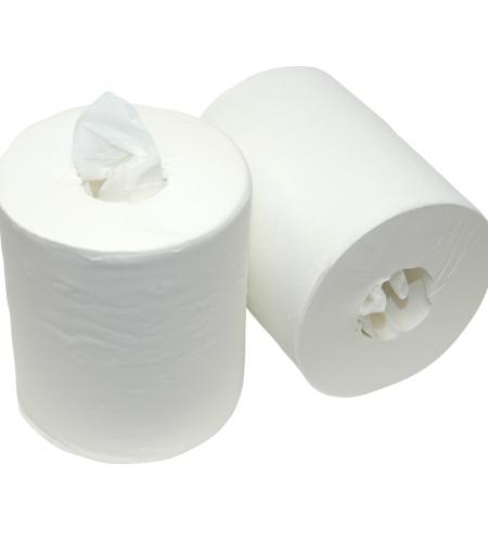 Papier + poetsdoeken