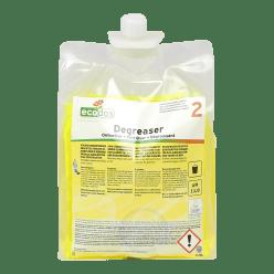 Ontvetter,voor hardnekkige verontreiniging, 2 x 1,5 liter