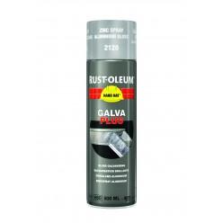 Grondlaag 500 ml. zink zilver