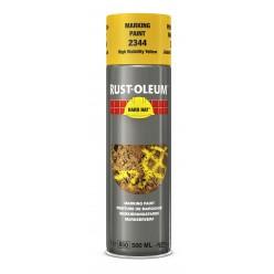 Markeerverf 500 ml. geel