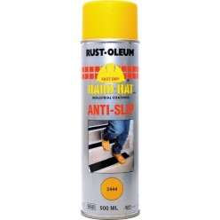 Anti-slip 500 ml. geel