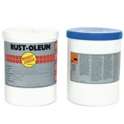 Epoxy plamuur incl.harder ( 1 + 1 kilo)
