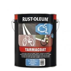 1-componenten Tarmacoat grasgroen, Ral. 6010