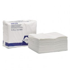 Abs.Towels 1 lgs.38 x 48 cm wit,  800 stuks
