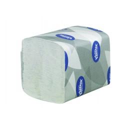 Toilettissue, gevouwen, 2lgs.12,5x18,6cm 36 x 200 vel, wit
