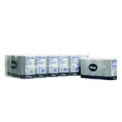 Toilettissue rollen, 2 lgs. 12,5 x 9,5cm, 36 x 600 vel, wit