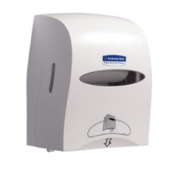 Electronische handdoekrol dispenser No-Touch Kimberly