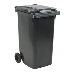 Container met wielen, 240 liter