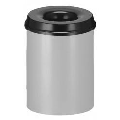 Vlamdovende papierbak, 15 liter