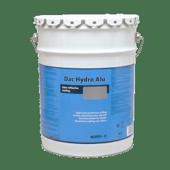 Aluminium eindlaag voor daken, 4 liter