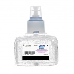 Purell Desinfectie gel, 3 x 700 ml.