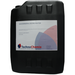 Gedemineraliseerd water 20 ltr.