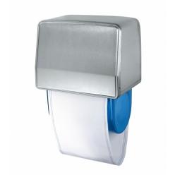 Dudley automaat, RVS, blauw, kunststof bak