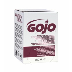 Gojo mild lotion soap 6 x 800 ml. flacon
