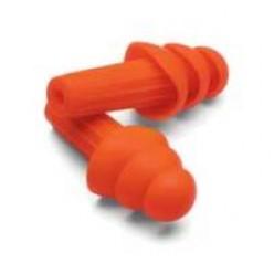 H20 oranje, 100 paar, per 2 verpakt, z.koord, herbruikbaar