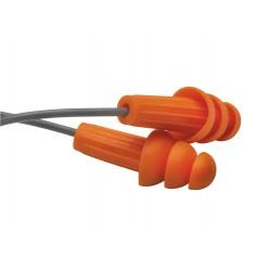 H20 oranje, 100 paar, per 2 verpakt, koord, herbruikbaar.