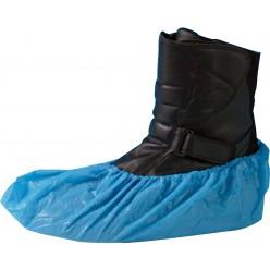 Geruwd poly-ethyleen verpakt per 100 stuks, blauw