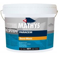 Acrylaat muurverf voor binnen+buiten, 10 liter, wit