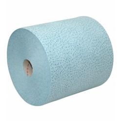 Blauw, Proptex, 38 x 32 cm, 500 vel,1 rol