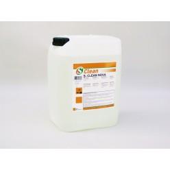 Vloeibaar, zuur reinigingsmiddel, niet schuimend, 20 liter
