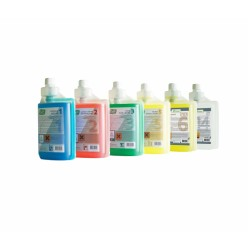 Doseerfles, Ecolabel, 6 x 1 liter