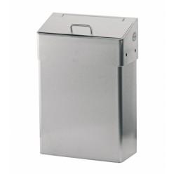 Staand/ hangend, RVS, 10 liter