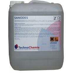 Desinfecterende reiniger, N 10016. 10 liter
