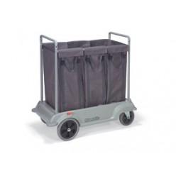 NB-3003 Wasgoedwagen, 3 x 100 liter wasgoedzakken 'ÁT'