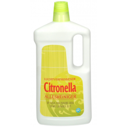 Citronel reiniger, 12 X 1 liter
