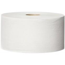 T1 Toiletpapier jumbo wit, 1 lgs, 480 meter, 6 rollen