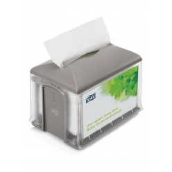 N4 Napkin Dispenser for Napkins Interfold Table Top Orange