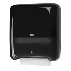 H1 Hand Towel Roll Dispenser, Zwart