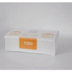 Handdoek 2 lgs,  23 cm x 33 meter, 20 cassettes