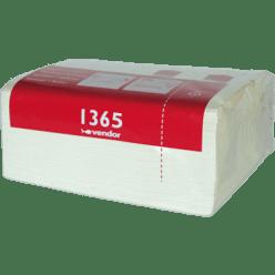 Handdoek comfort, 12 cassettes