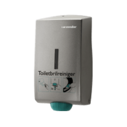 Dispenser voor toiletbril-reiniger Vision Metal
