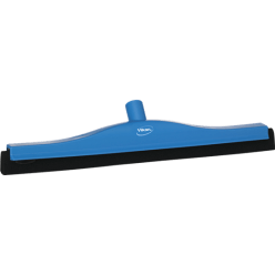 Klassieke vloertrekker, 500 mm, blauw