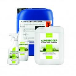 Verwijdert en voorkomt algen, mos en schimmels, 10 liter