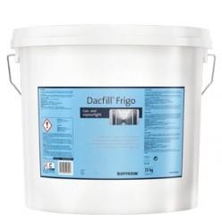Matte-zijdeglans waterdichtingsproduct, wit, 25 liter