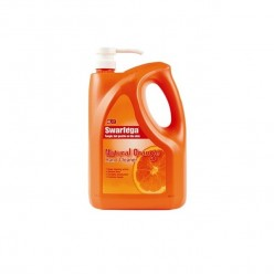Orange pump pack 4 liter doos a 4 stuks