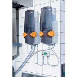 Integral  Fluid dispenser, Solid naglans