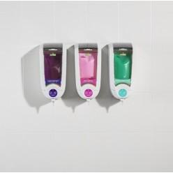 Wasmiddel dispenser. Bruikleenovereenkomst mogelijk.