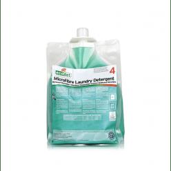 Microvezel wasmiddel voor alle kleuren. 2 x 1,5 liter