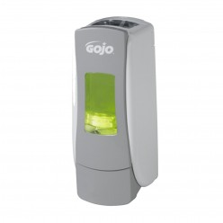 Gojo foam soap dispenser, wit/grijs