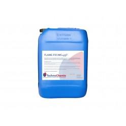 Brandvertragingsmiddel v.70% synth.vezels,polyesters. 10 ltr