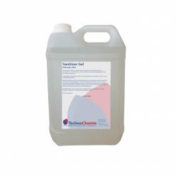 Sanitizer handgel 70% Alcohol t.b.v. desinfectiezuil, 5 liter