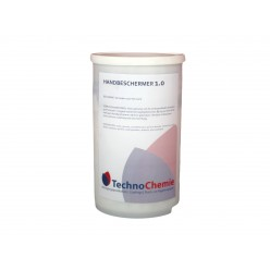 Handbeschermer voor cremedispenser, 1 liter