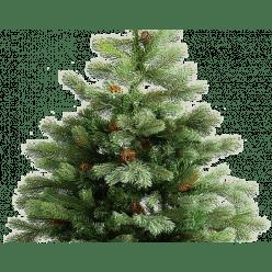 Brandvertragingsmiddel 1, wit. v.kerstbomen, takken. 10 liter