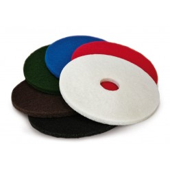 "Pad wit 20"" inch,  nr. 1 (Ø 508 mm) 5 stuks"