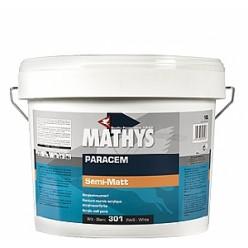Acrylaat muurverf voor binnen+buiten, 1 liter
