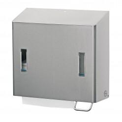 Handdoek + zeepdispenser rechts
